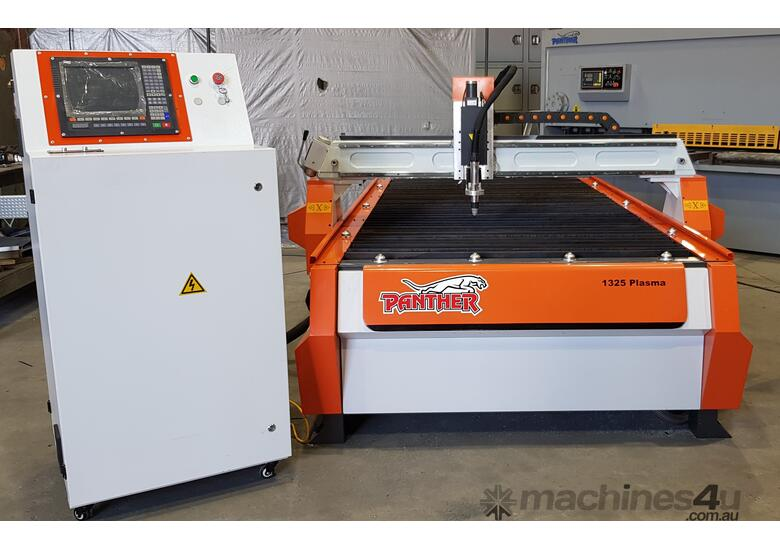 CNC Plasma Cutter Panther 1325 - Build to last