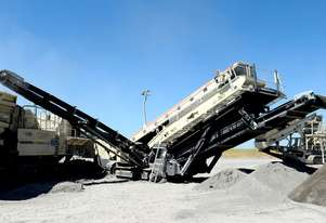 Metso   ST3.8 - Mobile Screen