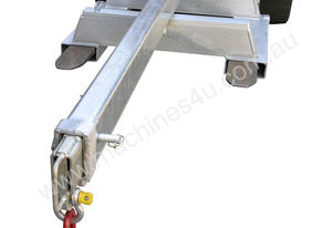 Fixed Jib Long Jib Attachment 2500Kg SWL