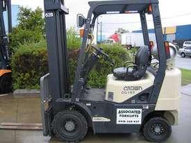 CROWN 1.8t  LPG Auto Forklift with LOW HOURS - picture0' - Click to enlarge
