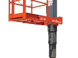 Skyjack SJ16 Single Man Lift