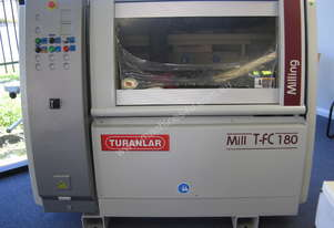 MILLING AUTO T-FC180 SPINDLE FLOW THROUGH TURANLAR
