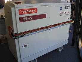 MILLING AUTO T-FC180 SPINDLE FLOW THROUGH TURANLAR - picture2' - Click to enlarge