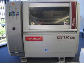 MILLING AUTO T-FC180 SPINDLE FLOW THROUGH TURANLAR - picture0' - Click to enlarge