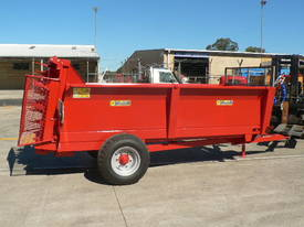 Tuffass M40 manure / compost spreader - picture9' - Click to enlarge