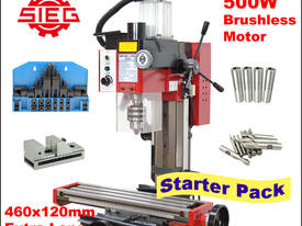 SIEG SX2LF HiTorque Mill STARTER PACK  - picture0' - Click to enlarge