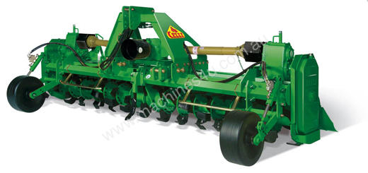 TIGER DUAL DRIVE Rotary Hoe