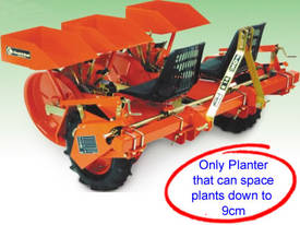 Foxdrive R14 Transplanter - picture0' - Click to enlarge