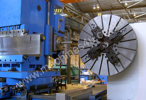 WMW Heavy Duty CNC Lathes up To 3000mm Swing