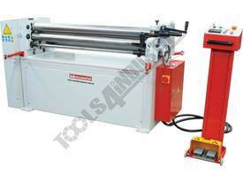 Motorised Plate Curving Rolls 1300 x 2.5mm - picture1' - Click to enlarge