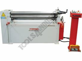 Motorised Plate Curving Rolls 1300 x 2.5mm - picture0' - Click to enlarge