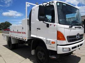 Hino FT 1022-500 Series Service Body Truck
