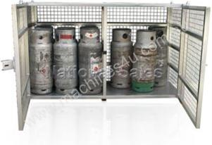 Gas Cylinder Cage 12 x Forklift Cylinders