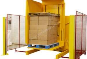 Dual Clamp Pallet Inverter 2000Kg Load Capacity