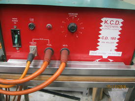 KCD CD180 Pin Welder