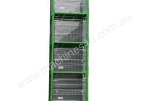 Stillage Cage Steel Heavy Duty