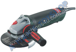ANGLE GRINDER 125MM  DEADMAN PADDLE,QUIC