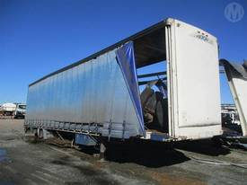 1995 Maxicube Maxi Liner Curtainside ATM 35,000kg