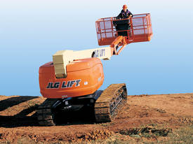 JLG 660SJC Telescopic Crawler Boom Lift - picture2' - Click to enlarge