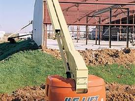 JLG 660SJC Telescopic Crawler Boom Lift - picture0' - Click to enlarge