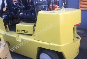 Hyster 7 Ton forklift 5700mm Lift Height Side Shif