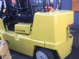Hyster 7 Ton forklift 5700mm Lift Height Side Shif - picture0' - Click to enlarge