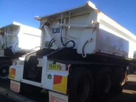 Howard Porter R/T Lead/Mid Side tipper Trailer - picture7' - Click to enlarge