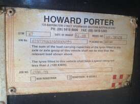 Howard Porter R/T Lead/Mid Side tipper Trailer - picture10' - Click to enlarge