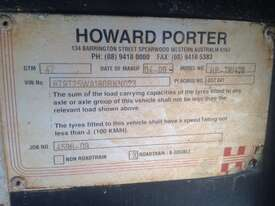 Howard Porter R/T Lead/Mid Side tipper Trailer - picture12' - Click to enlarge
