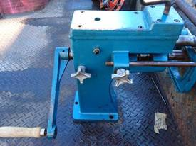 Bramley Jenny Wheel 77 1.6 mm capacity Sheetmetal - picture1' - Click to enlarge
