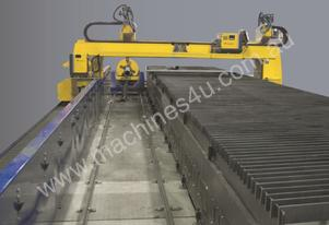Gantry type pipe & plate cutting machine