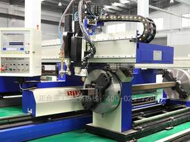 Gantry type pipe & plate cutting machine - picture3' - Click to enlarge