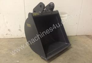 UNUSED 600MM SAND DIGGING BUCKET SUIT 3-4T EXCAVATOR D800