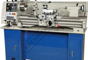 AL-960B Centre Lathe 305 x 925mm Turning Capacity Includes Digital Readout & Cabinet Stand