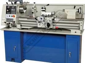 AL-960B Centre Lathe 305 x 925mm Turning Capacity - 40mm Spindle Bore Includes Digital Readout & Cab - picture0' - Click to enlarge