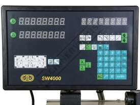AL-960B Centre Lathe 305 x 925mm Turning Capacity Includes Digital Readout & Cabinet Stand - picture3' - Click to enlarge