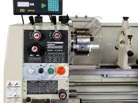 AL-960B Centre Lathe 305 x 925mm Turning Capacity Includes Digital Readout & Cabinet Stand - picture4' - Click to enlarge
