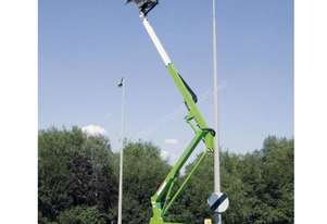 Mobile knuckle boom - 10.6m (34ft) diesel Nifty 4x4