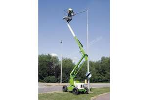 NIFTY HR12 4X4 Mobile knuckle boom lift  - (34ft) diesel