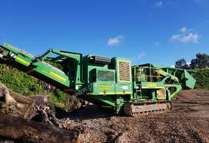 McCloskey V80 VSI crusher *only 500 hours*