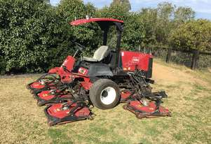 Toro 4700D Groundsmaster 3.8m 4WD  Ride On Commercial Mower
