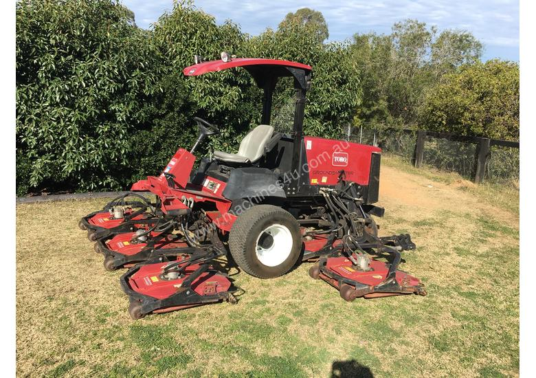Used 2005 toro Groundsmaster 4700 D Ride On Mowers in