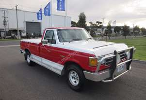 Ford   F150 Tray Truck
