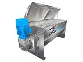 NEW s/s Double Helix Ribbon Blender (1,000L) - picture0' - Click to enlarge