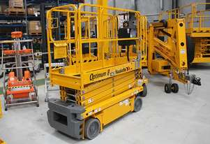 Haulotte Optimum 8 AC Electric Scissor Lift