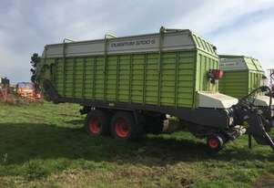 Claas Quantum 5700S Silage Equip Hay/Forage Equip