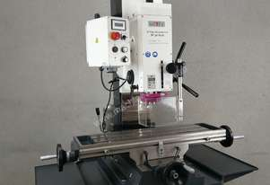 BF46 Milling Machine Metex by OPTIMUM Brushless 2.2kw Geared Head Variable Speed Mill