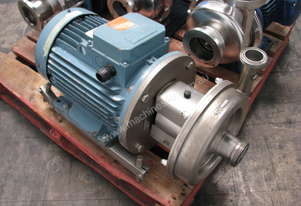 Stainless Centrifugal Pump - 11kW