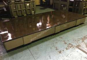 Surface Machine Table for Measuring Welding Cast Big 5 ton McKechnie
