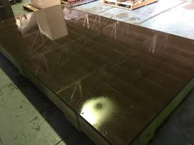 Surface Machine Table for Measuring Welding Cast Big 5 ton McKechnie - picture3' - Click to enlarge